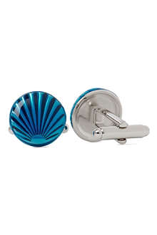SIMON CARTER Shell cufflinks