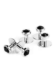SIMON CARTER Studded cufflinks set