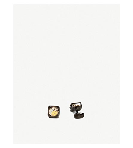 TATEOSSIAN 齿轮袖扣 (青铜