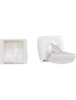 TATEOSSIAN Mother-of-pearl cufflinks