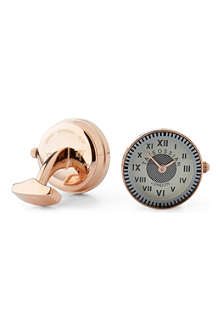 TATEOSSIAN Mechanical watch cufflinks