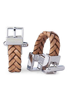 TATEOSSIAN Cobra wraparound cufflinks