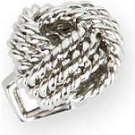 Tateossian: Round knot cufflinks | Jewelry > Cufflinks,Jewelry,Accessories -  Hiphunters Shop
