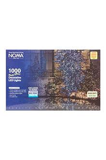 NOMA LITES 1000 multi-effect warm white LED lights