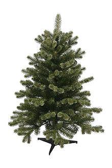 NOMA LITES Gold spruce Christmas tree 3ft