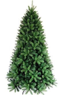 NOMA LITES Maplebay pine Christmas tree 7ft