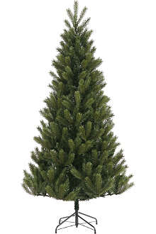 NOMA LITES Oregon fir Christmas tree 7ft