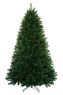 NOMA LITES Ridgeworth pine Christmas tree 7.5ft