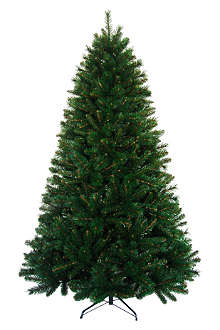 NOMA LITES Ridgeworth pine Christmas tree 7ft