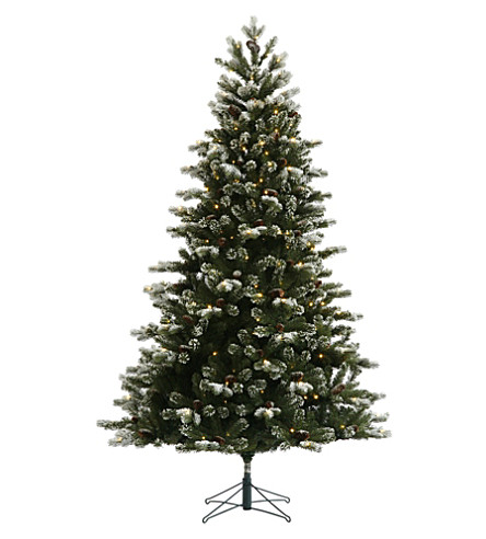 NOMA LITES Scottsdale Fir Pre-Lit Christmas tree 7.5ft