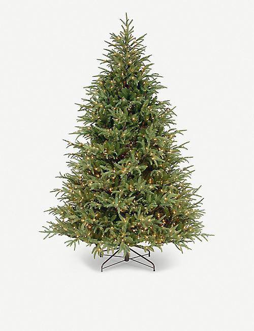 Pictures Of Christmas Trees luxury christmas trees & lights | selfridges christmas shop