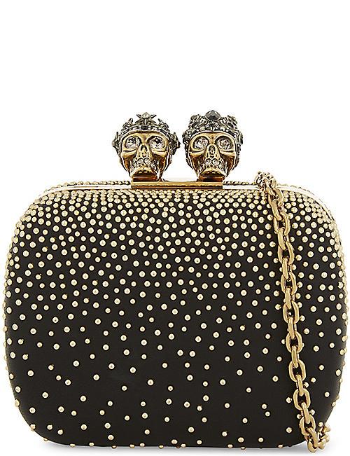 Designer Clutch Bags - Saint Laurent & more | Selfridges