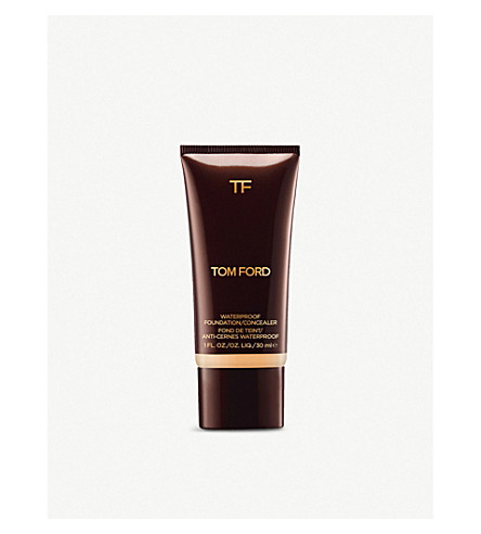 TOM FORD Waterproof foundation/concealer cream (Bisque
