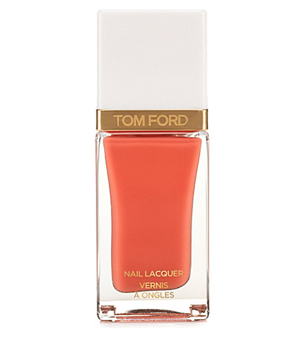 TOM FORD Spring Colour Collection 2014 Nail polish (Coral+beach