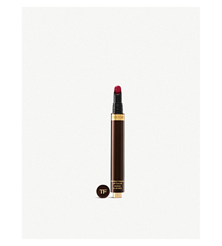 TOM FORD Patent Finish Lip Color (Red corset