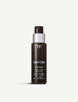 TOM FORD Neroli Portofino conditioning beard oil 30ml