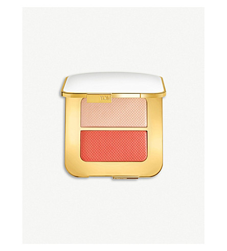 TOM FORD Sheer cheek duo (Paradise+lust
