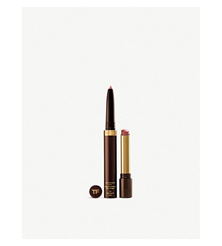TOM FORD Lip Colour Duo Show It Off (Show+it+off