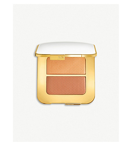 TOM FORD Sheer highlighting duo (Reflects+gilt