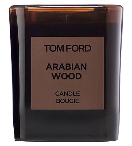 TOM FORD Private Blend Arabian Wood Candle