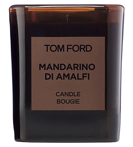 TOM FORD Private Blend Mandarino Di Amalfi Candle
