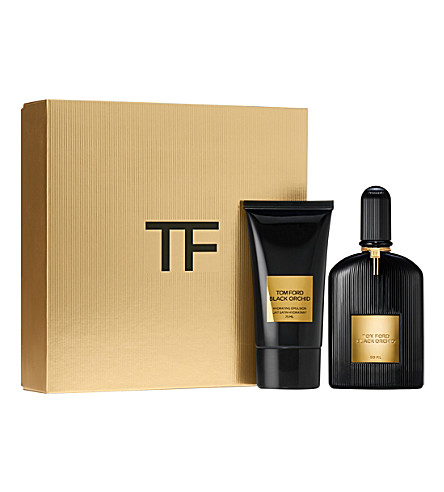 TOM FORD Black Orchid Eau De Parfum and Hydrating Emulsion Set