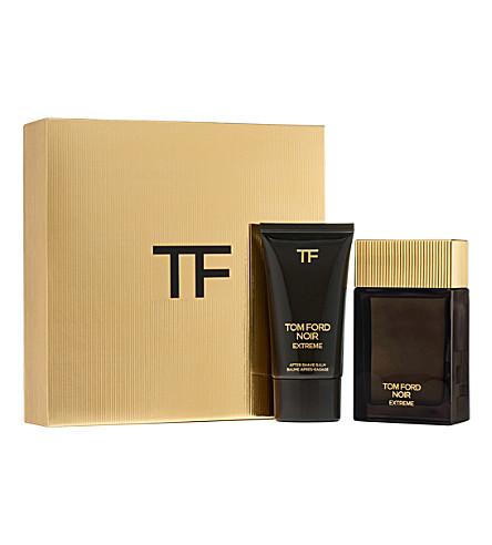 TOM FORD Noir Extreme Eau De Parfum and After Shave Balm Set