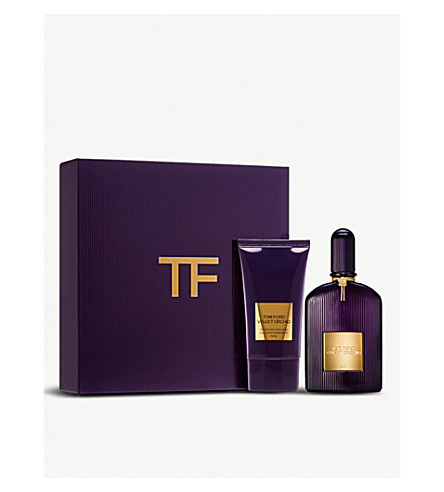 TOM FORD Velvet Orchid 50ml Eau de Parfum gift set