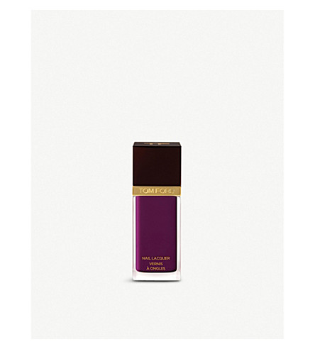 TOM FORD Nail polish (African+violet