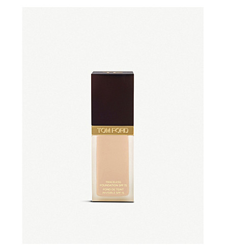 TOM FORD Traceless Foundation SPF15 (Alabaster