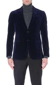 Z ZEGNA Velvet jacket