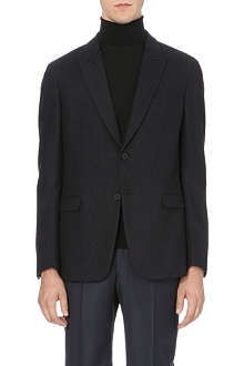 Z ZEGNA Peak-lapel wool jacket
