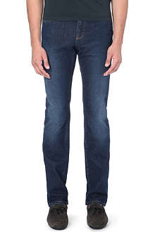 Z ZEGNA Slim-fit straight jeans