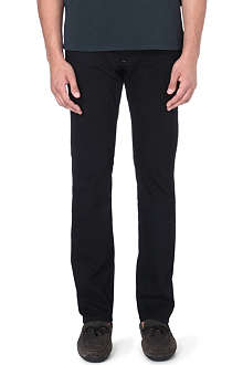 Z ZEGNA Slim stretch-denim jeans