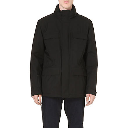Z ZEGNA Four-pocket jacket (Black