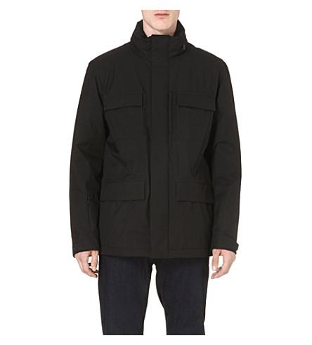 Z ZEGNA Four-pocket jacket (Black