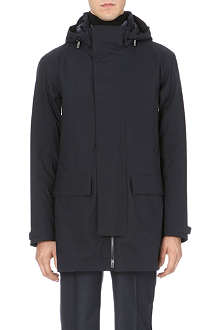 Z ZEGNA Removable quilted parka