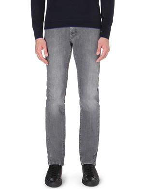 Z ZEGNA Denim straight-fit jeans