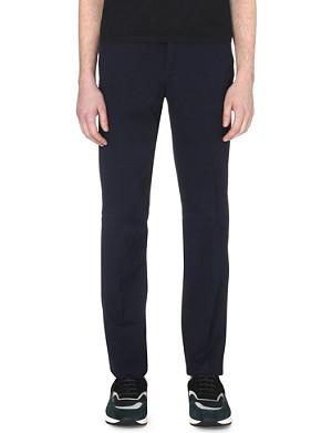 Z ZEGNA Cotea stretch-cotton twill trousers