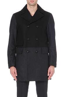 Z ZEGNA Wool-blend coat