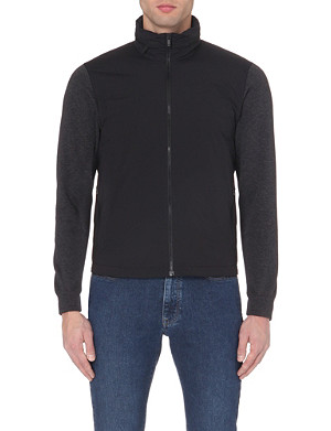 Z ZEGNA Stand collar jacket