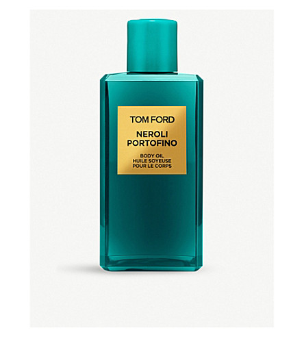tom ford neroli portofino body oil 250ml. Black Bedroom Furniture Sets. Home Design Ideas