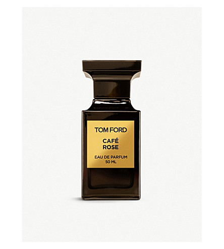 TOM FORD Private Blend Café Rose eau de parfum 50ml