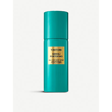 TOM FORD Neroli Portofino all-over body spray 150ml