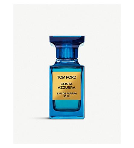 TOM FORD 哥斯达黎加 Azzura 香水50毫升