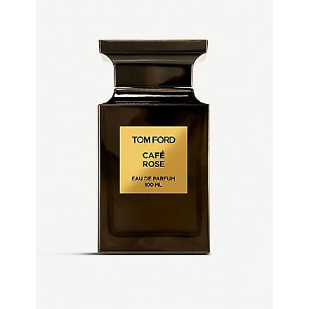 TOM FORD Private Blend Café Rose eau de parfum 100ml