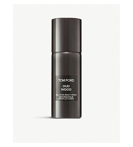 TOM FORD Oud Wood all-over body spray 150ml