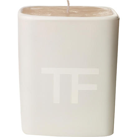 TOM FORD Private Blend White Musk Collection White Suede Candle