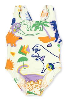 STELLA MCCARTNEY Dinosaur swimsuit 3-24 months