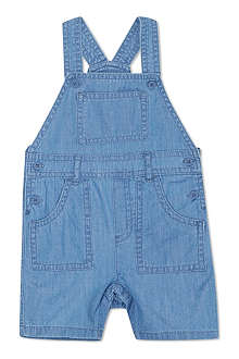 STELLA MCCARTNEY Chester denim dungarees 3-24 months